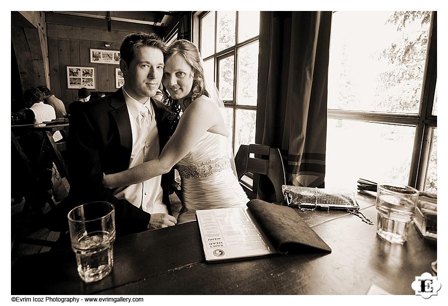 Wedding at Timberline Lodge