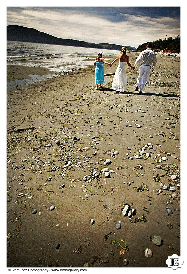 Whidbey Island Anacortes Wedding
