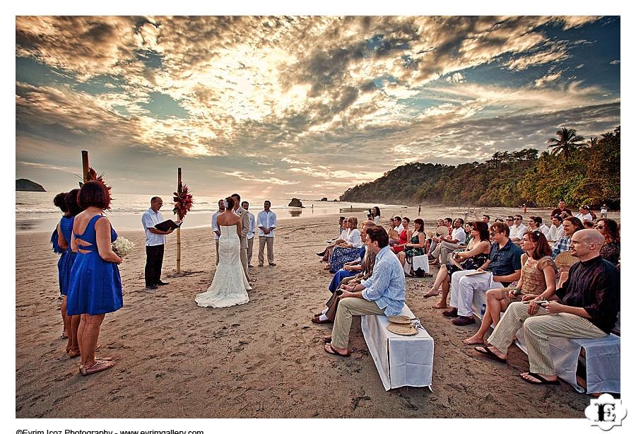 Manuel Antonio Wedding At Costa Rica