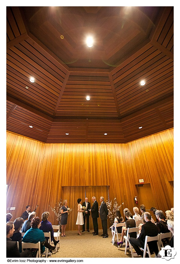 World Forestry Center Wedding