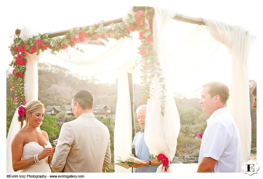 Don Pedro's Palapa Wedding