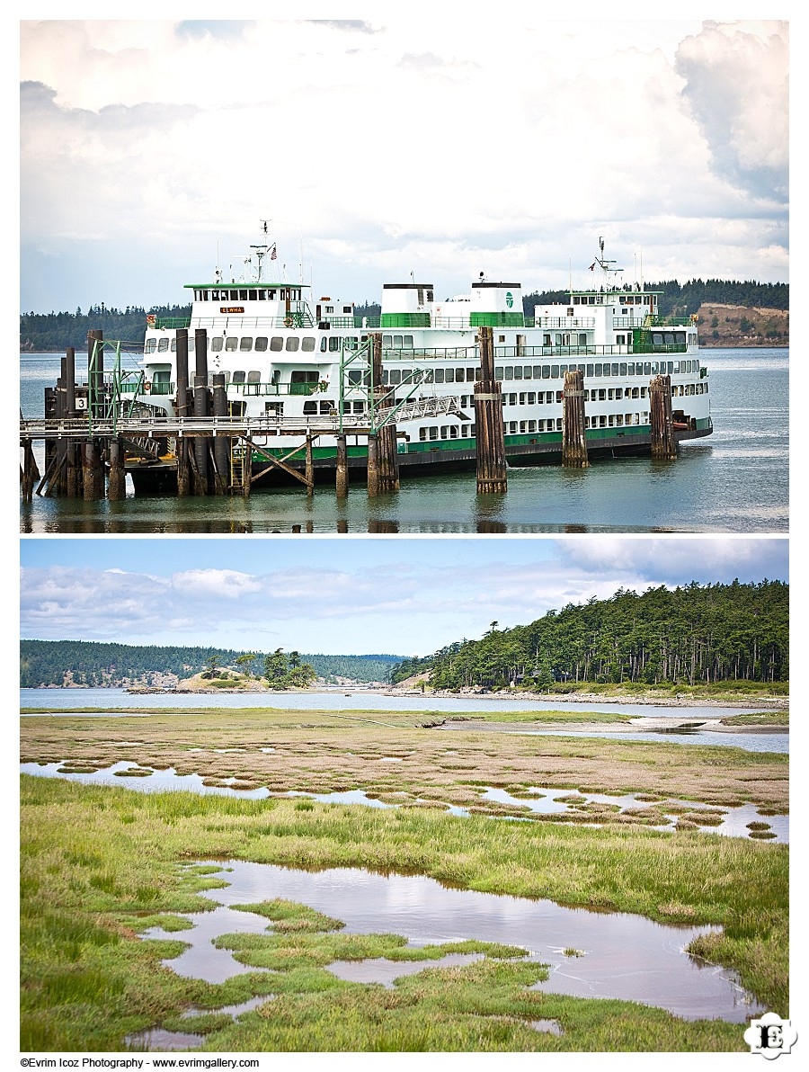 Lopez Island Wedding