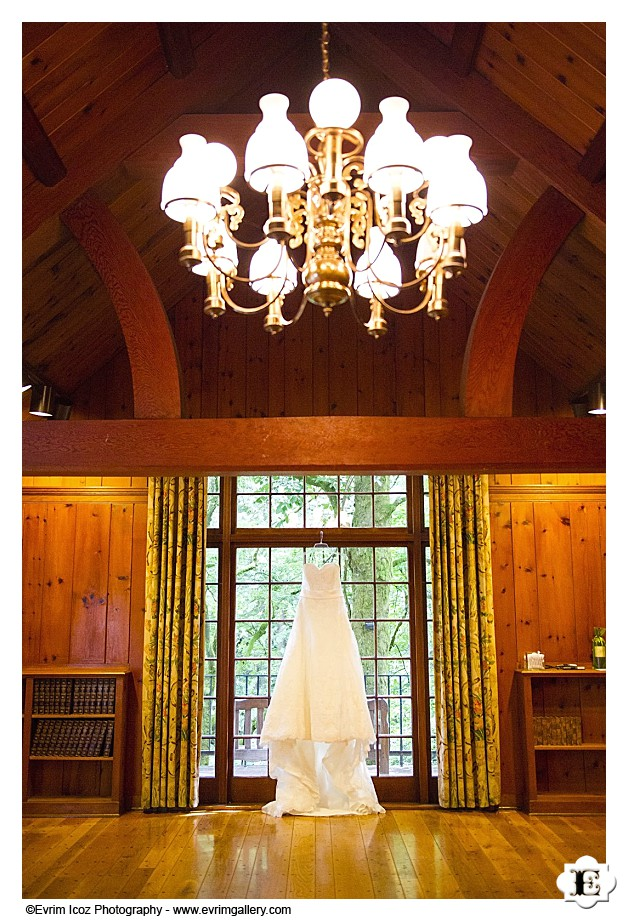 Leach Botanical Garden Wedding
