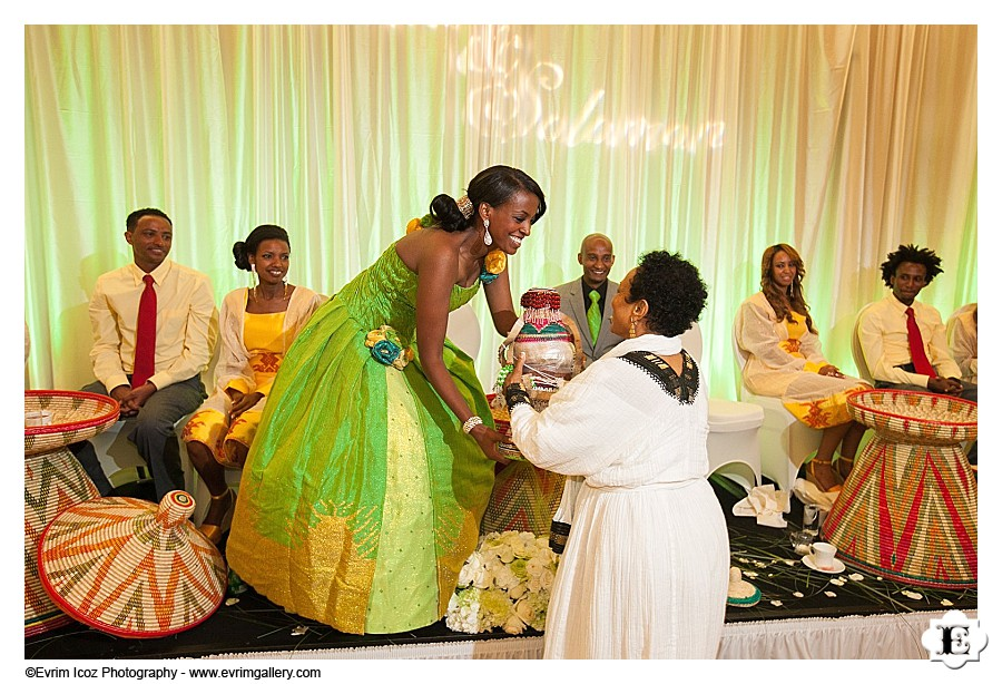 Portland Ethiopian Wedding