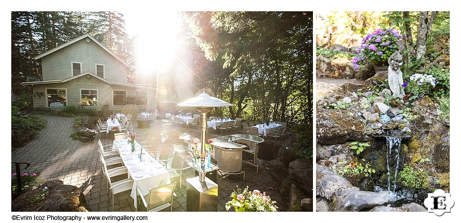 Stonehedge Gardens Wedding