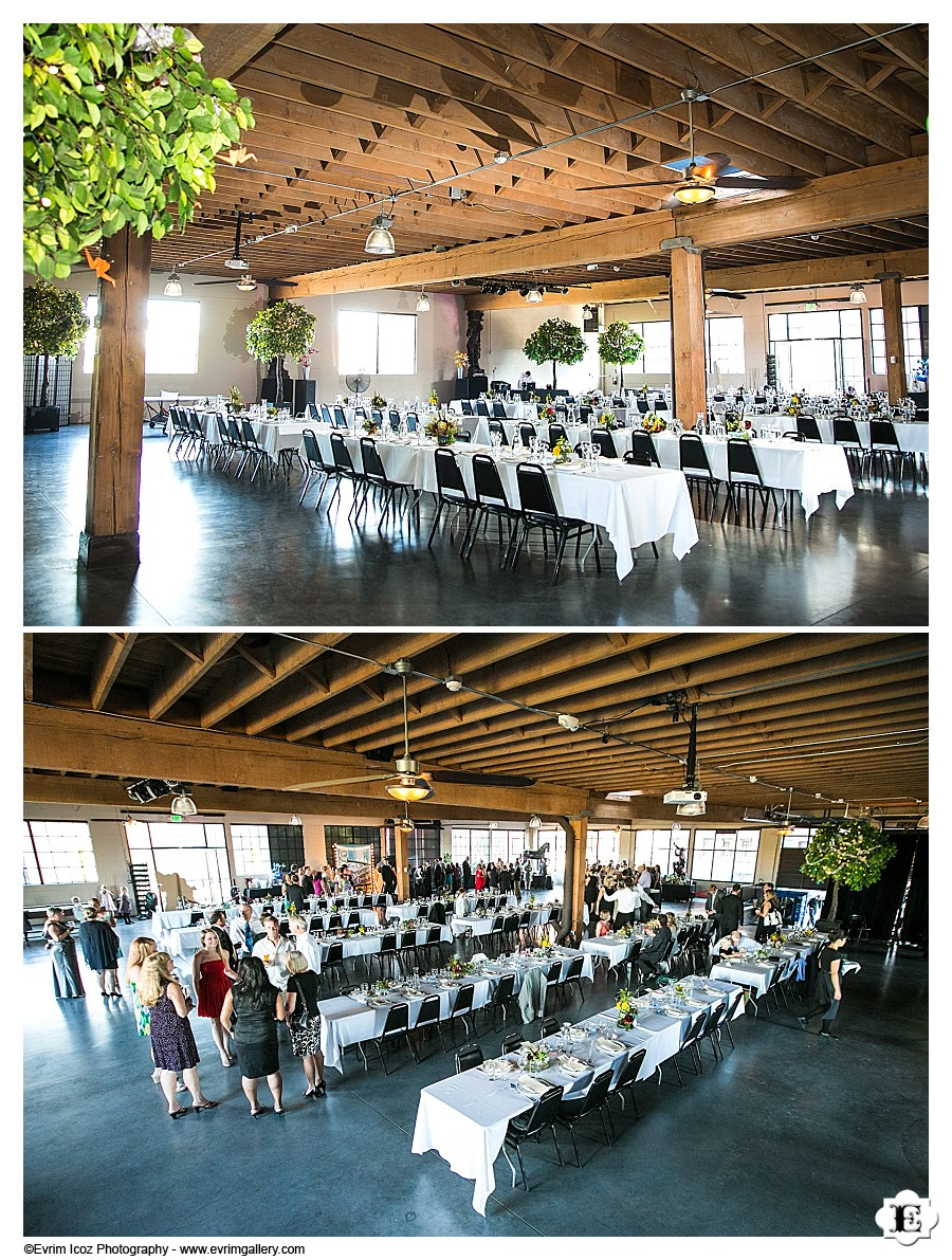 Wedding at Castaway Portland wedding venue