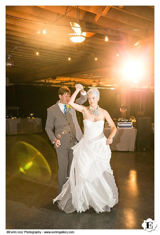 Wedding at Castaway Portland