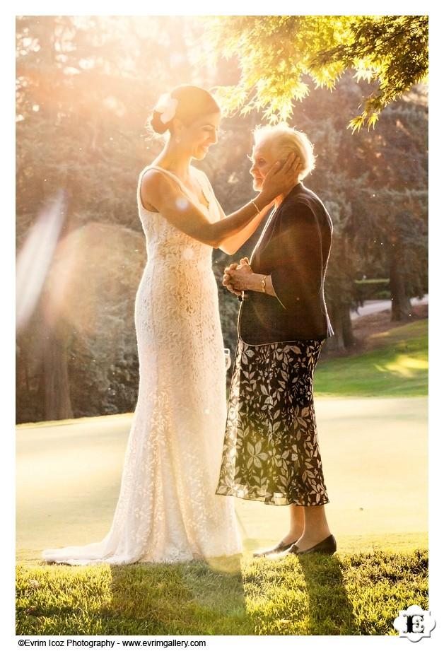 Lake Oswego Country Club Wedding