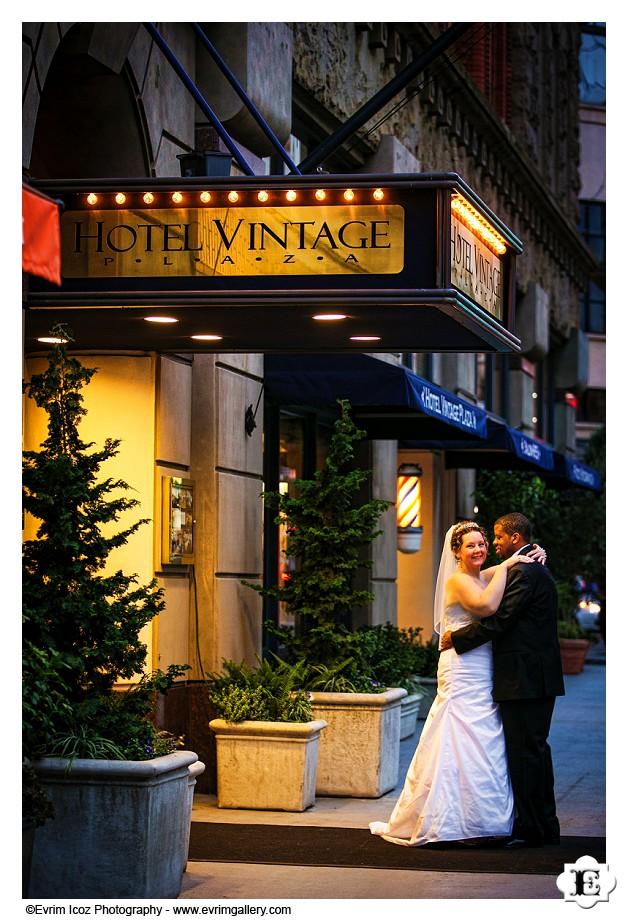 The Elysian Ballroom Wedding in Portland