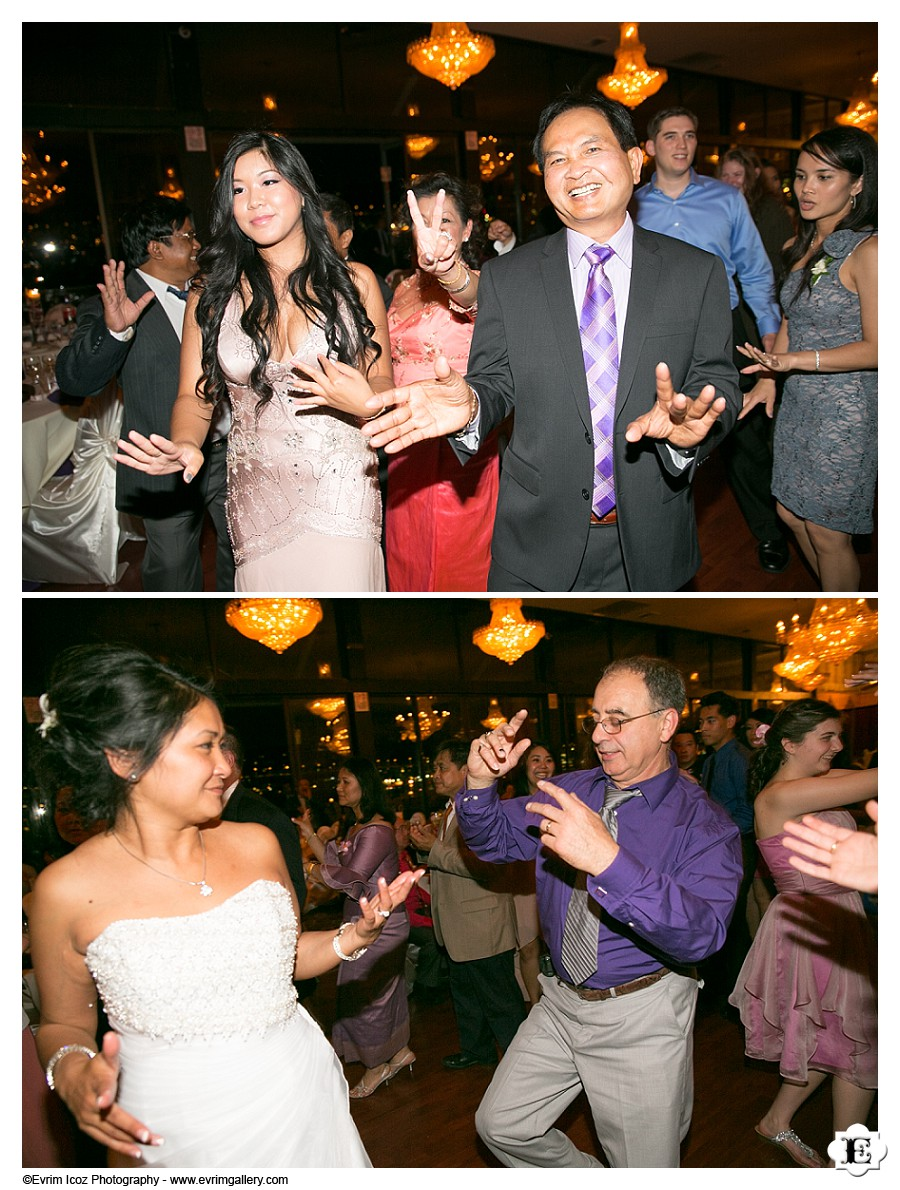 China Harbor Restaurant Wedding