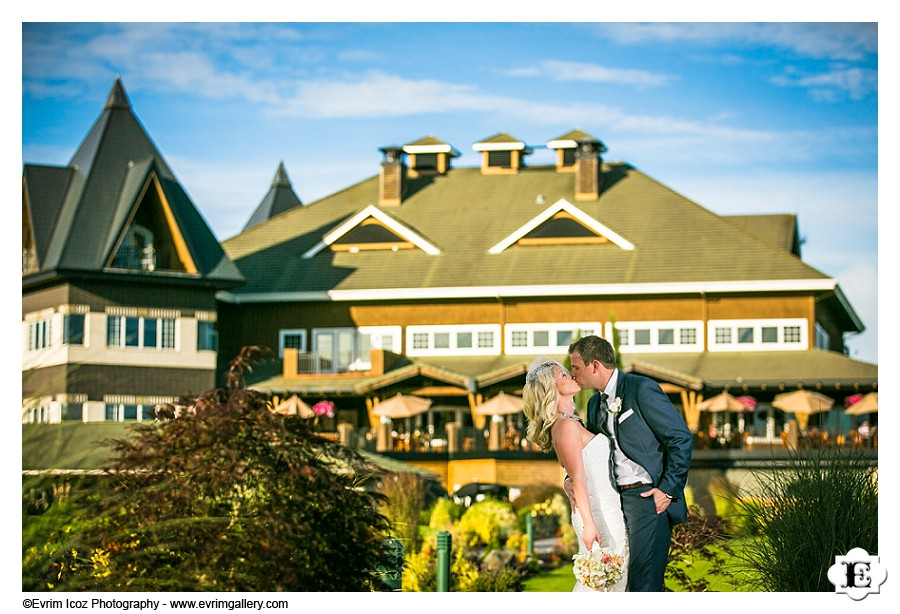 Wedding at The Reserve Vineyards and Golf CLub