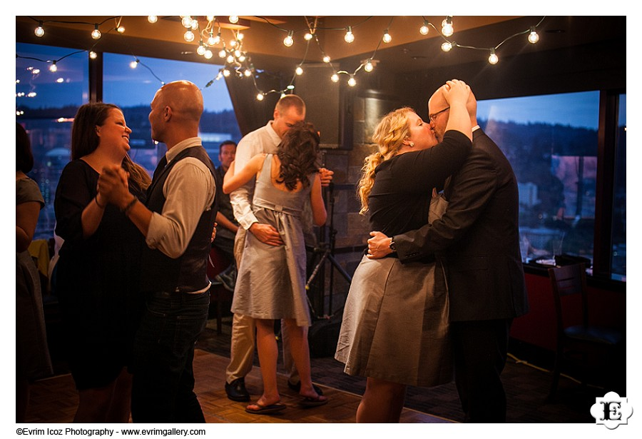 Portland City Grill Wedding