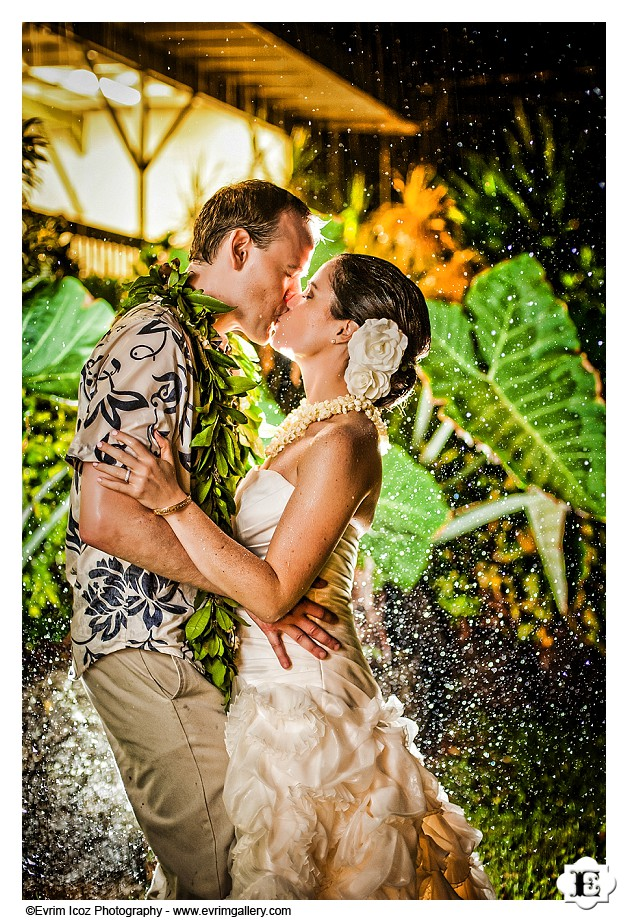 Kualoa Ranch Paliku Gardens wedding