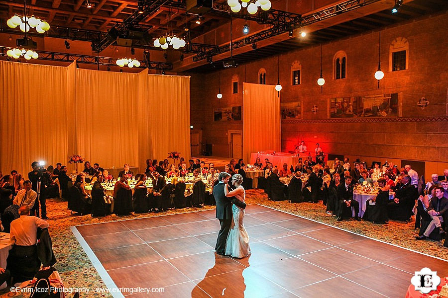 Portland Art Museum Grand Ballroom Wedding