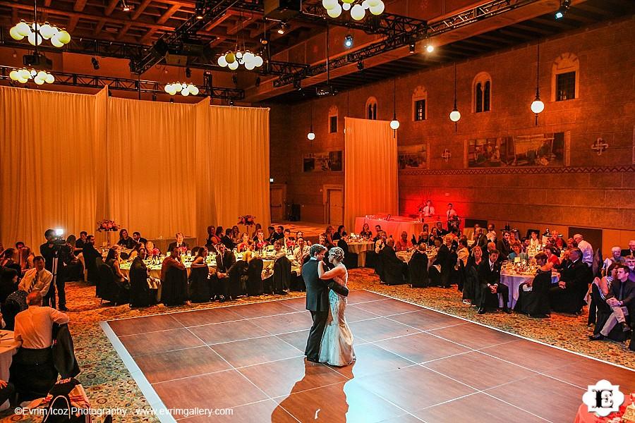 Portland Art Museum Grand Ballroom Wedding