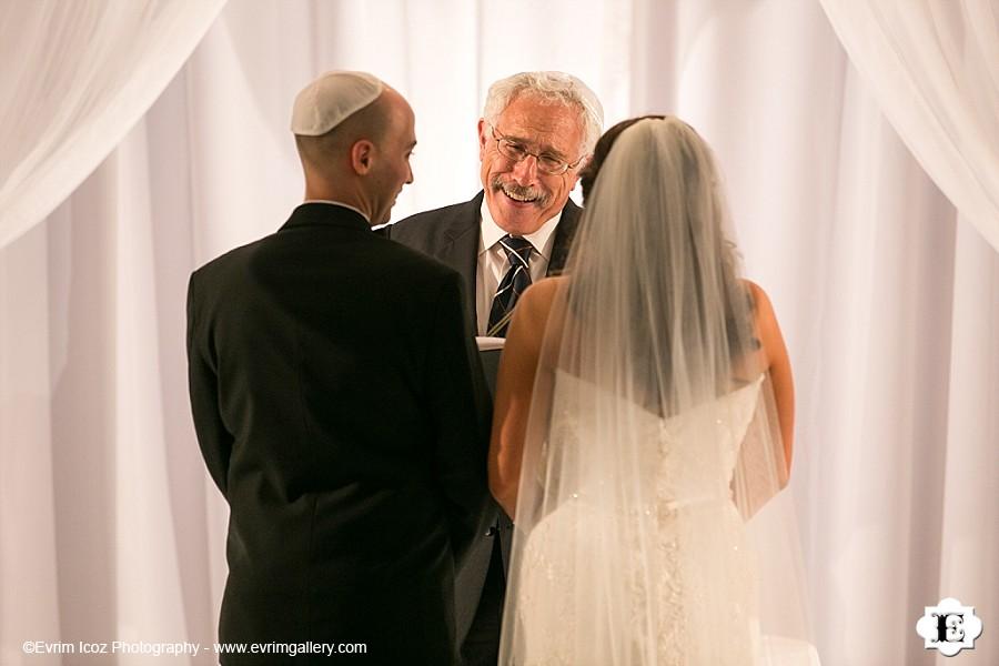 Portland Jewish Wedding at Portland Art Museum