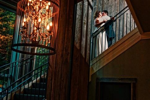 Jameson Square Restaurant Wedding