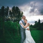 McMenamins Edgefield Wedding