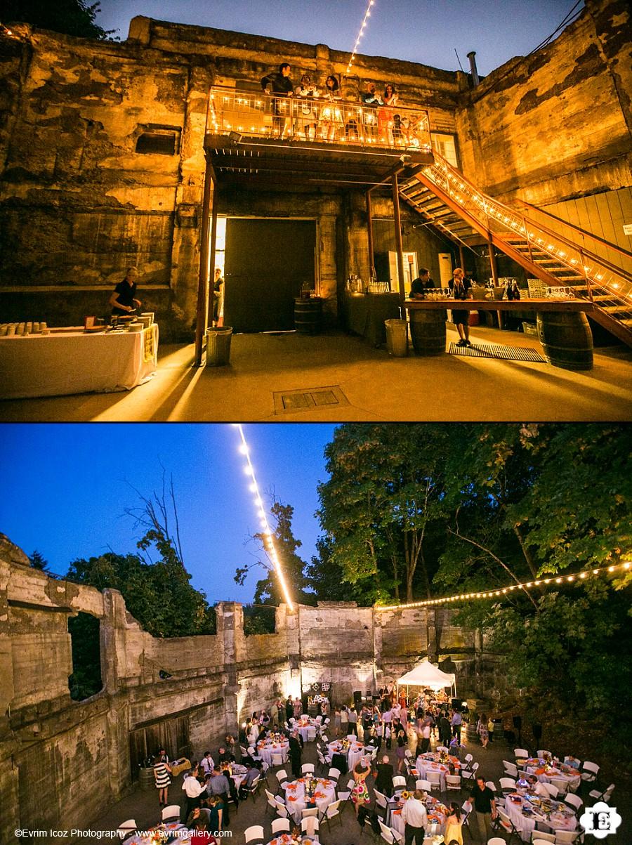Springhouse Cellar Winery Hood River Wedding