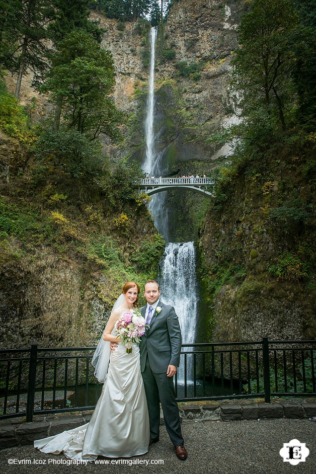 Multnomah Falls Lodge Wedding