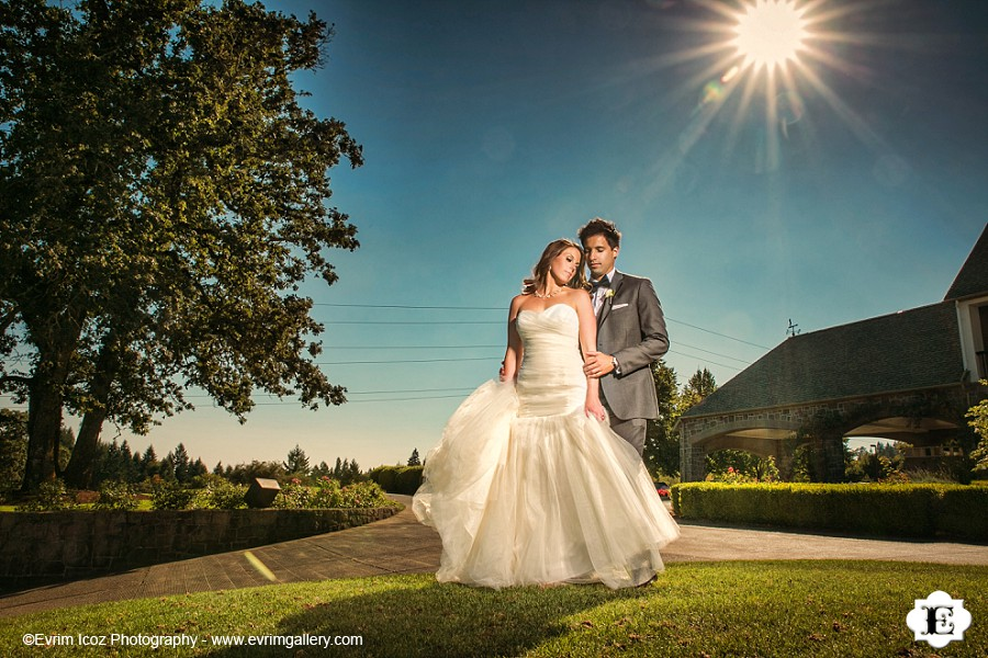 Oregon Golf Club Wedding