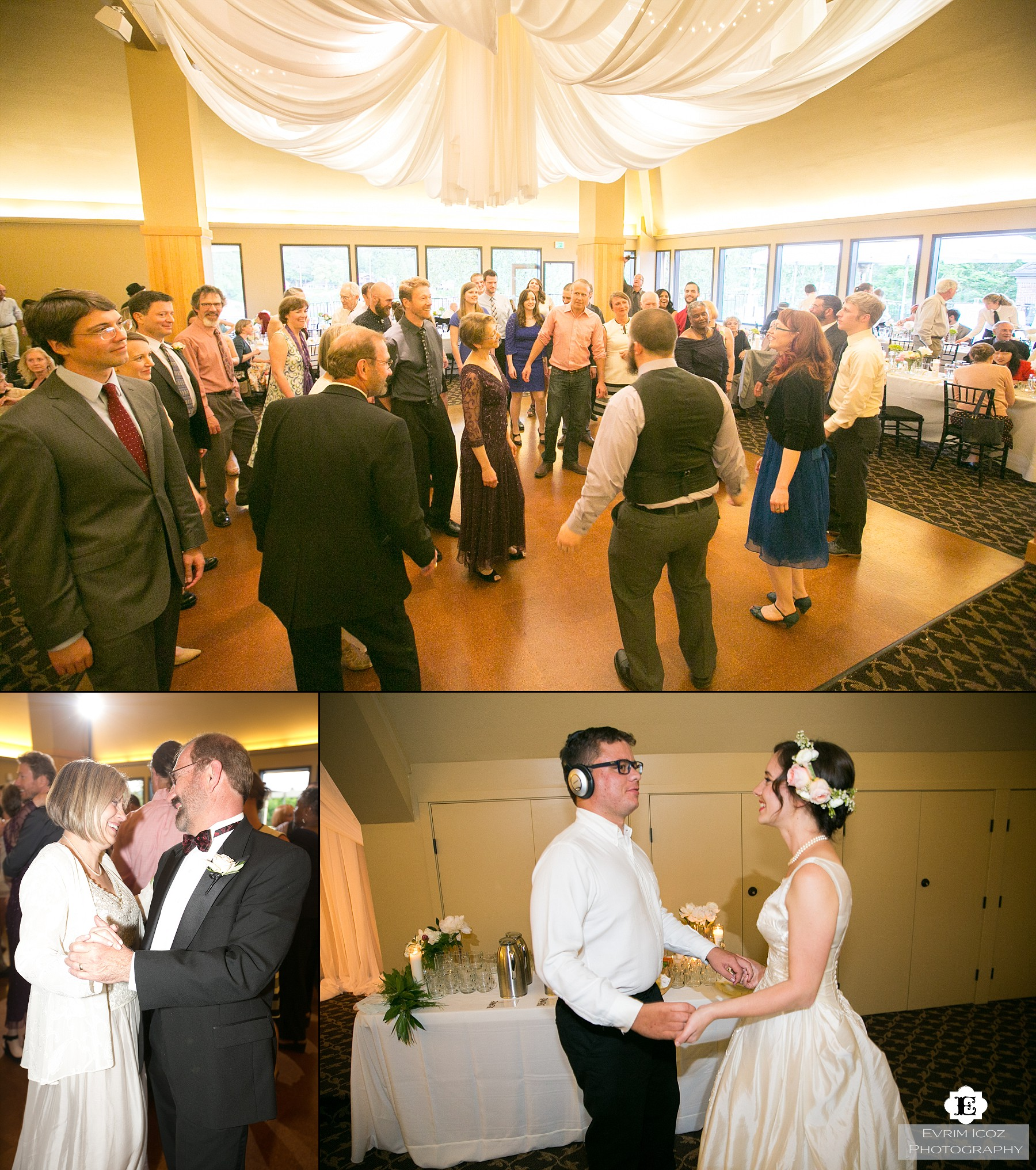 The Foundry at Oswego Pointe Wedding