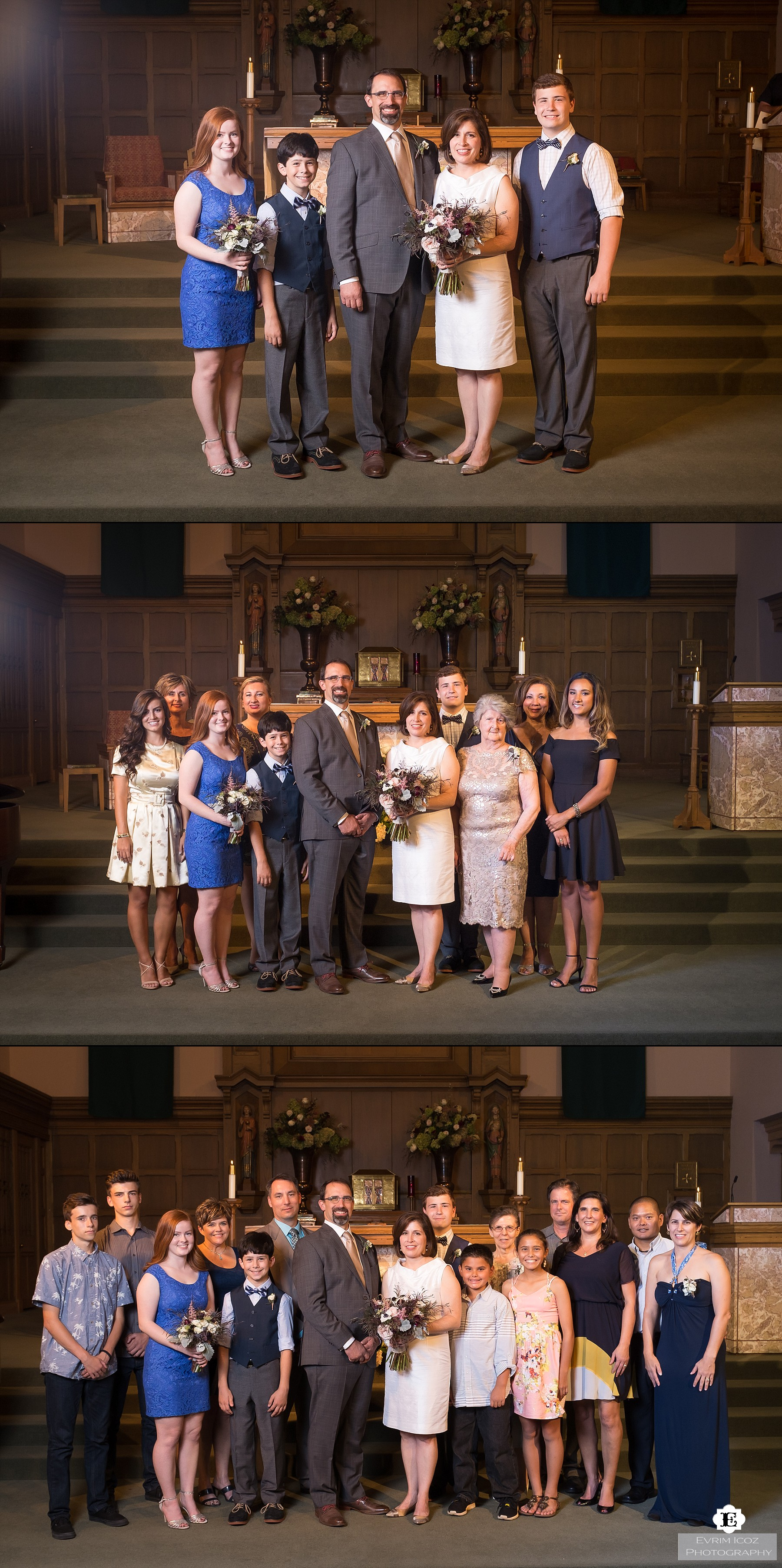 Madeleine Parish Portland Wedding