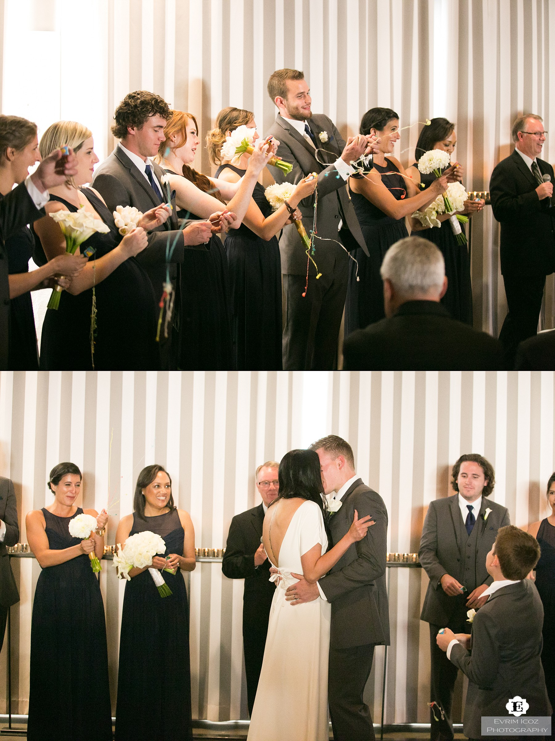 Exchange Ballroom Wedding
