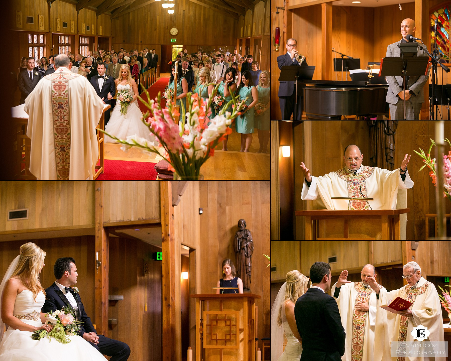 St. Thomas More Parish Church Wedding