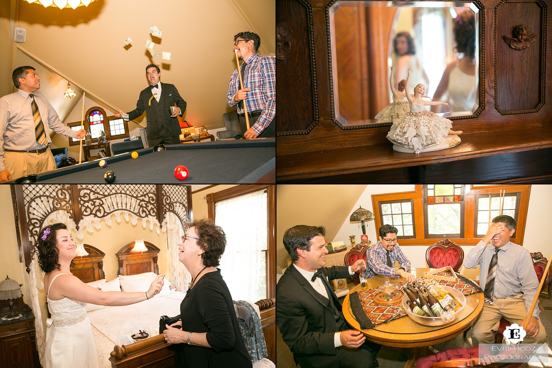Victorian Belle Wedding in Portland