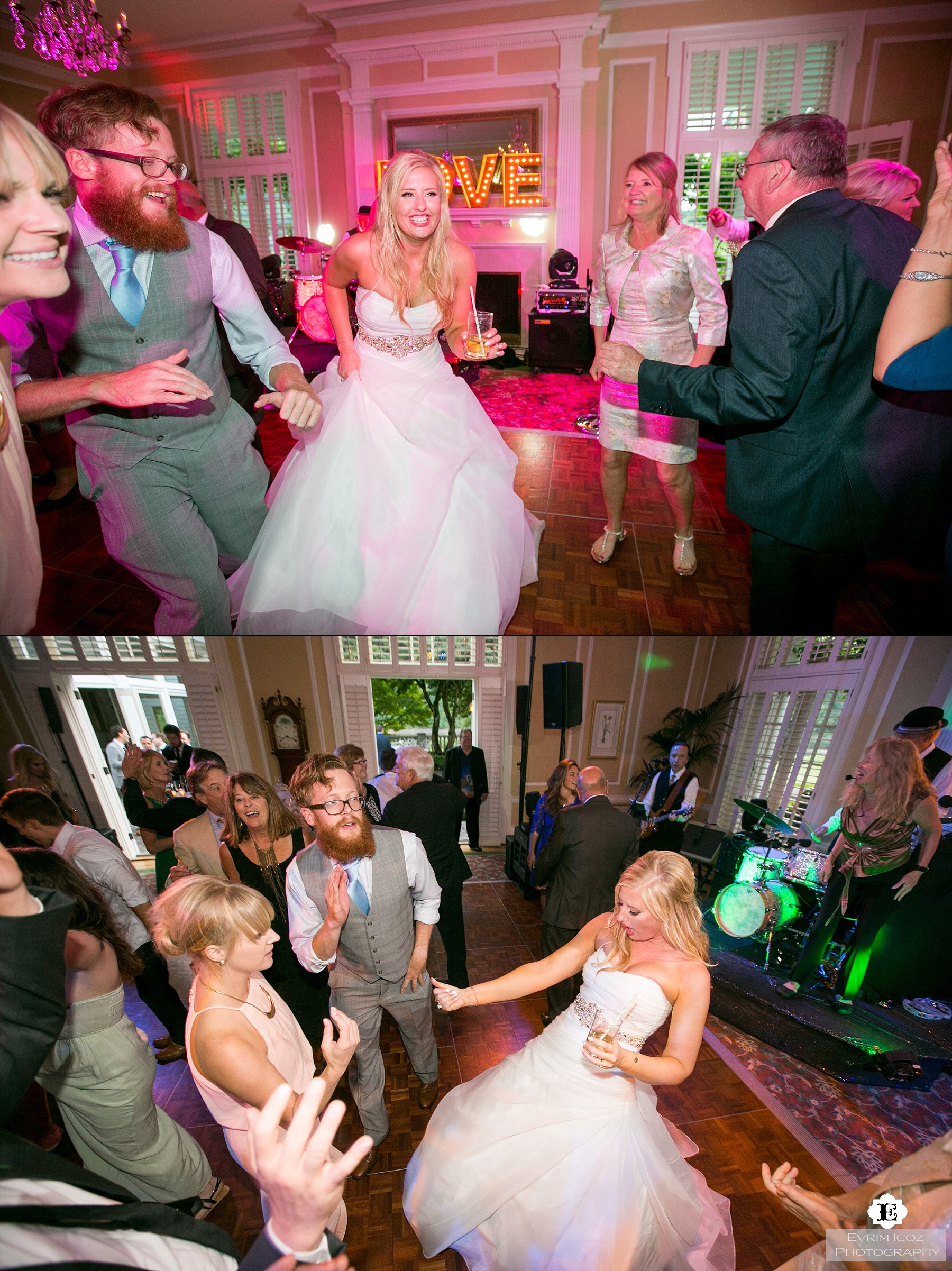Waverley Club Wedding