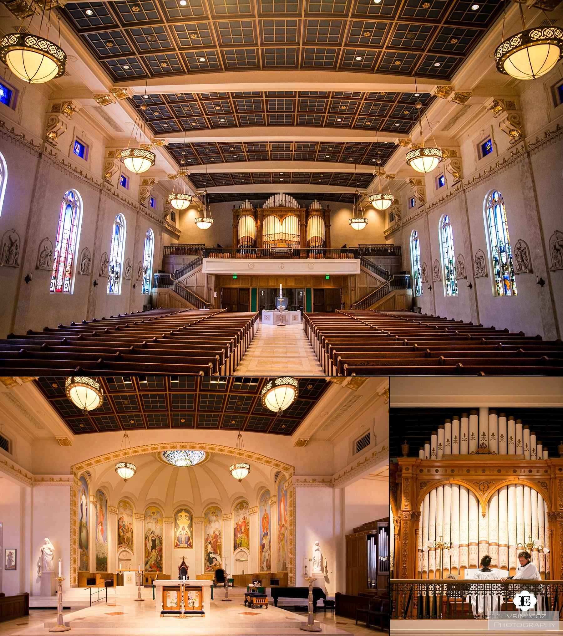 The Nines Hotel Wedding