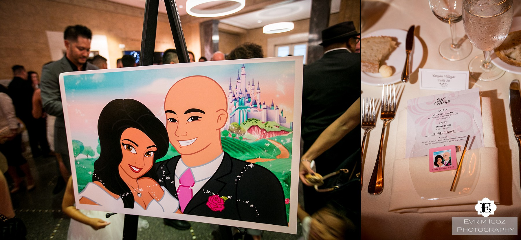 Portland Art Museum Wedding