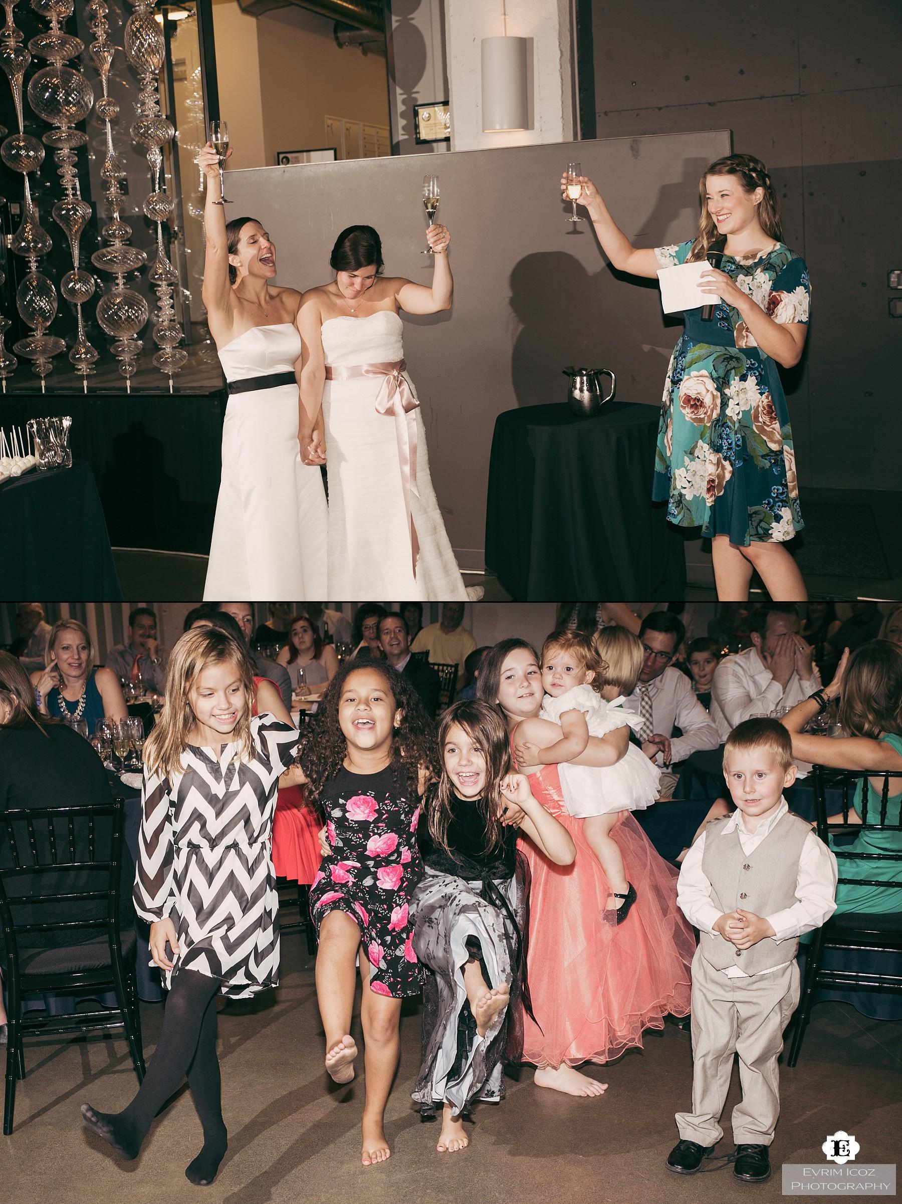 Exchange Ballroom Wedding