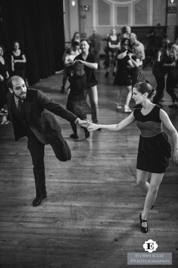 Portland Swing Dance At Crystal Ballroom