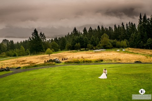 Skamania Lodge Native American Wedding