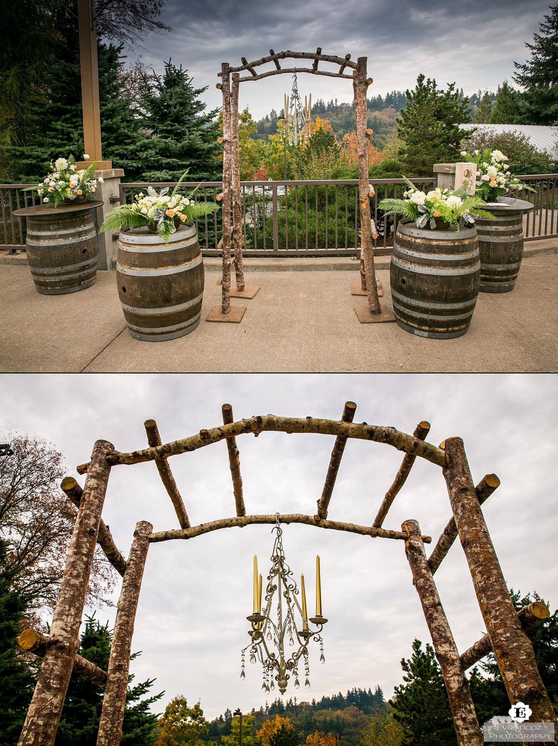 World Forestry Center Wedding