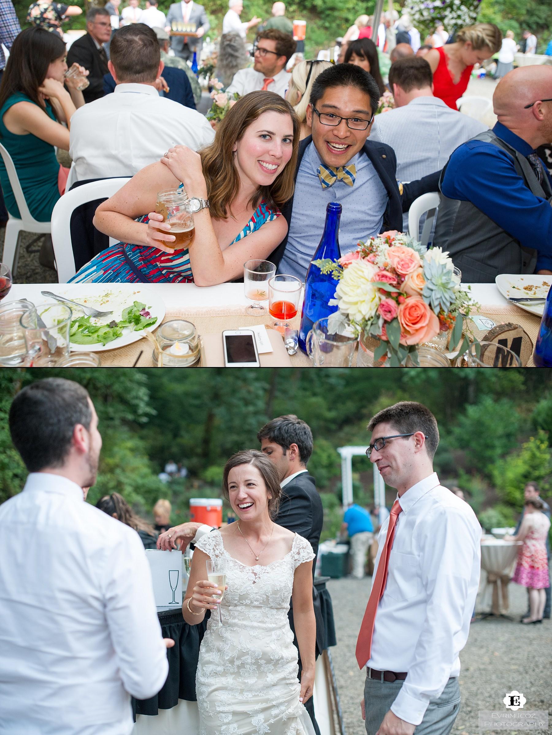 Horning's Hideout Wedding