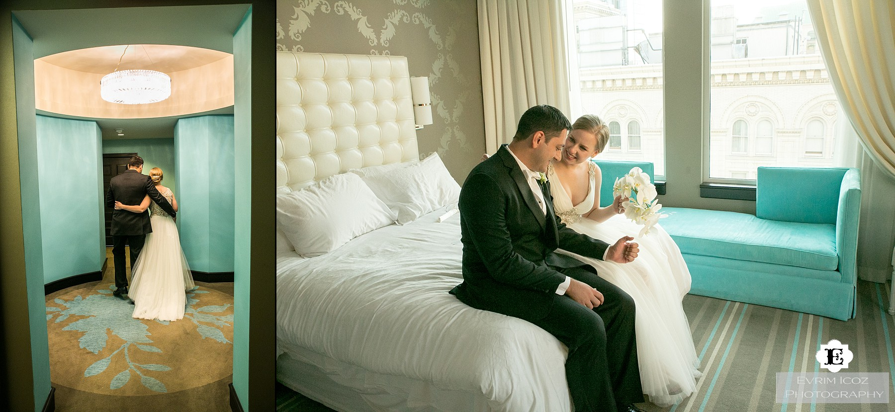 The Nines Hotel Wedding