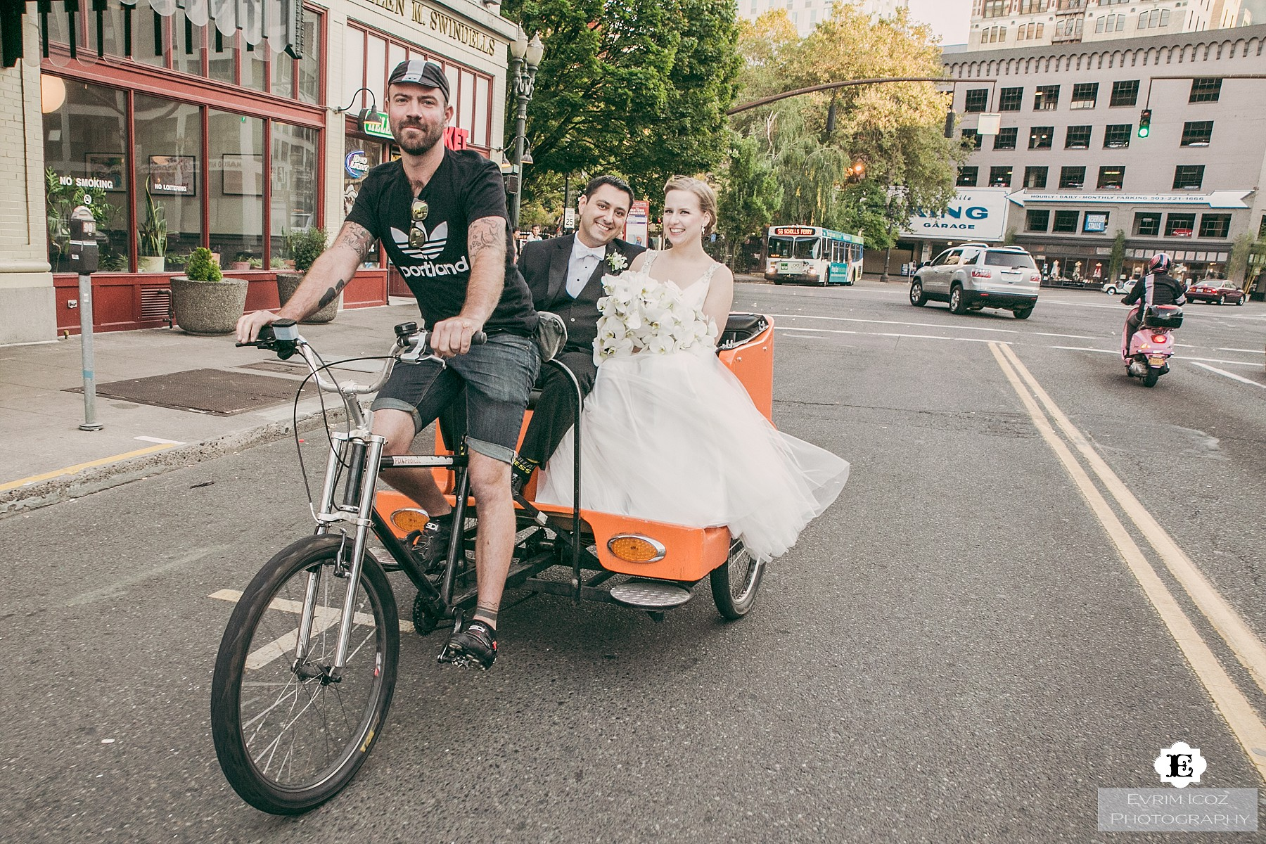 Urban Studio Wedding