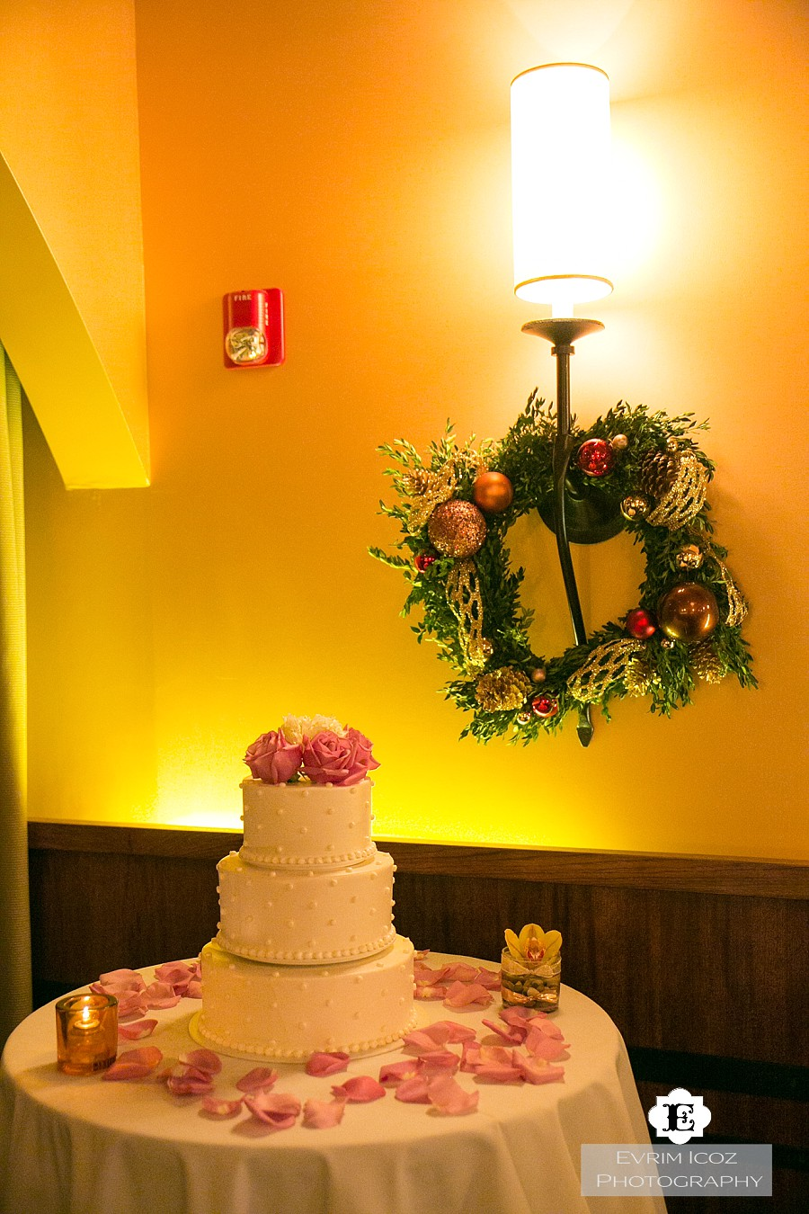 Oba Restaurant Wedding