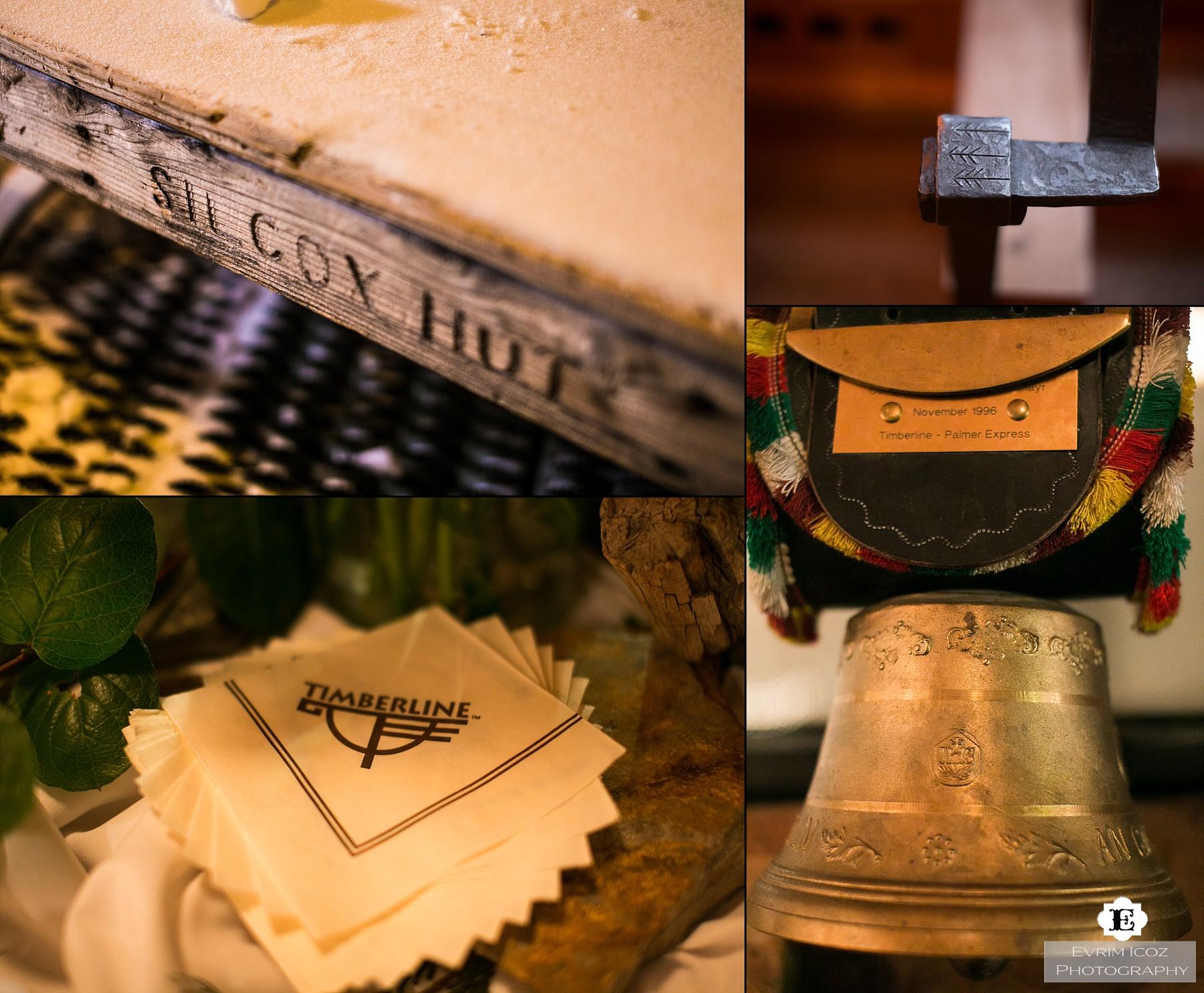 Silcox Hut Wedding