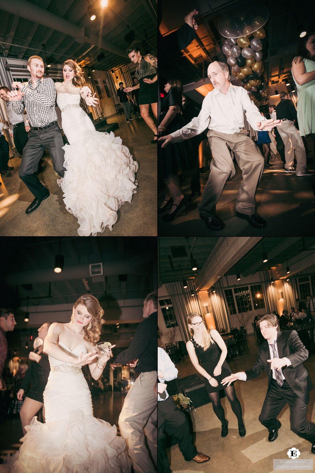 Wedding at Exchange Ballroom