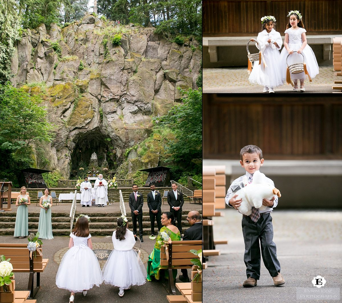 The Grotto Wedding