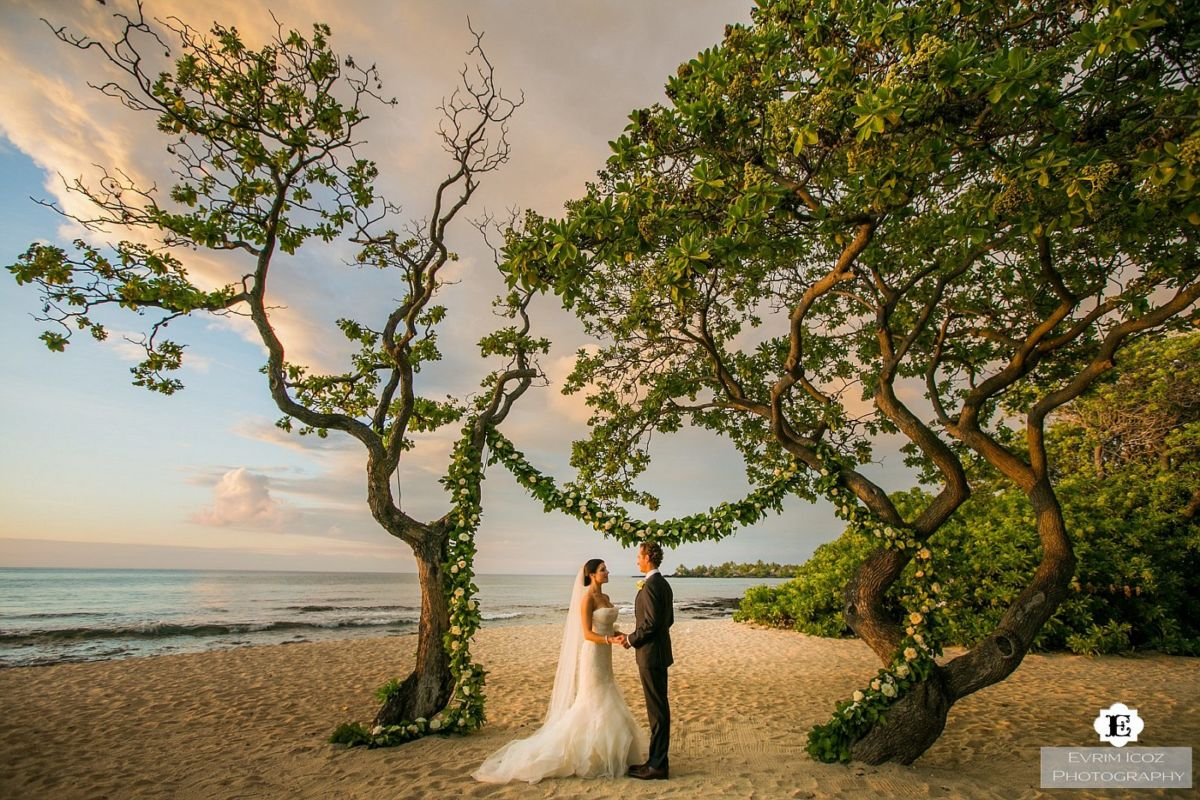 Four Seasons Big Island Wedding