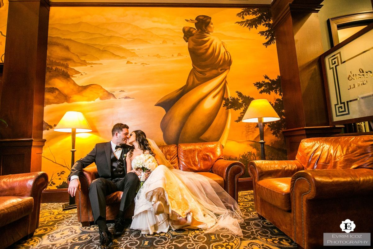 The Sentinel Hotel Wedding