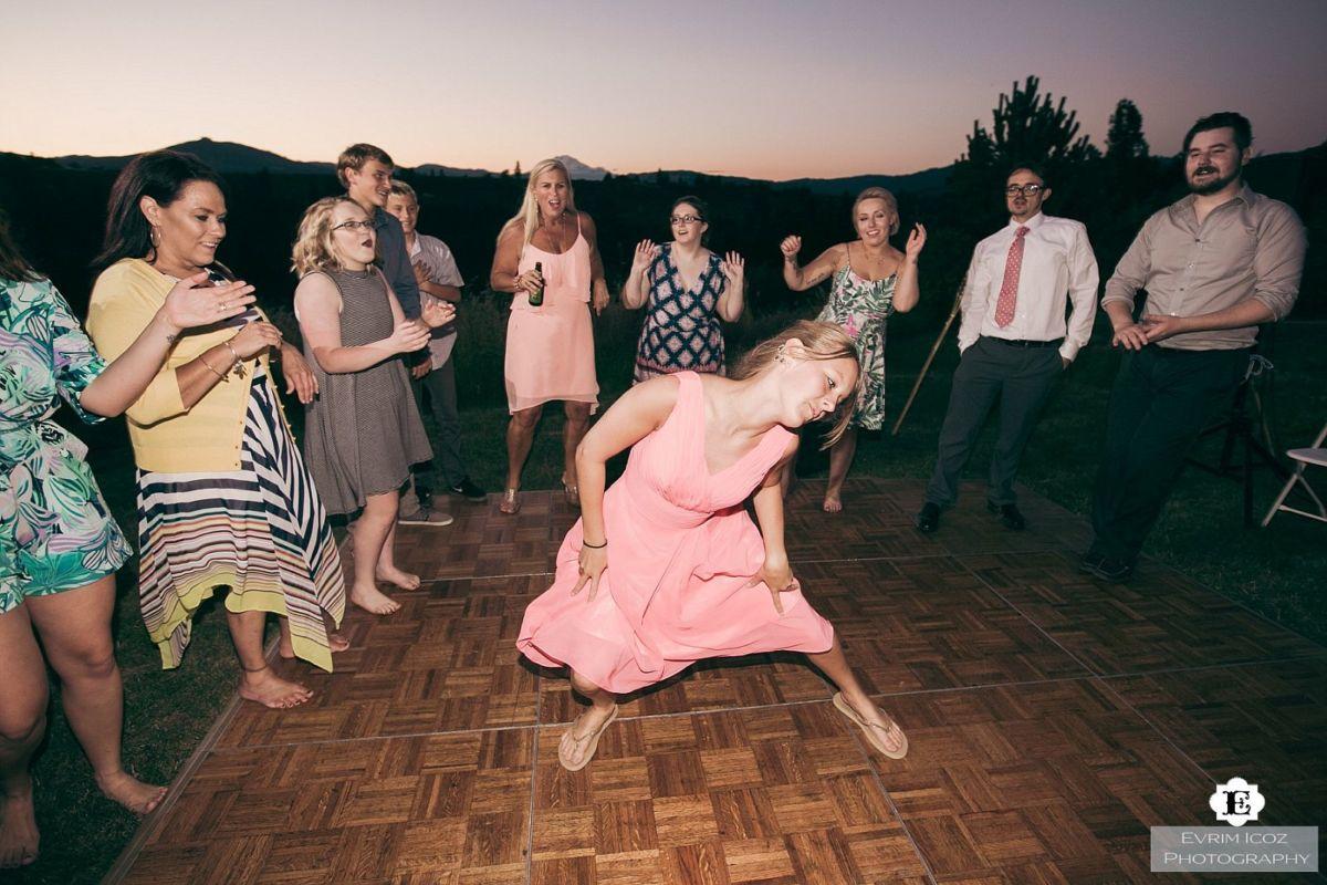 Hood River Wedding