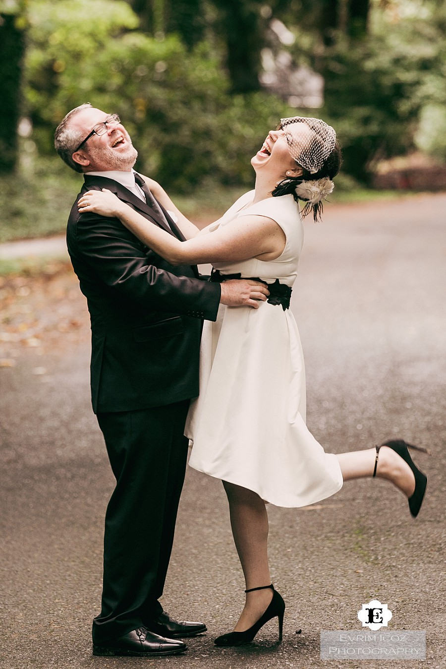 Portland Intimate Backyard Wedding