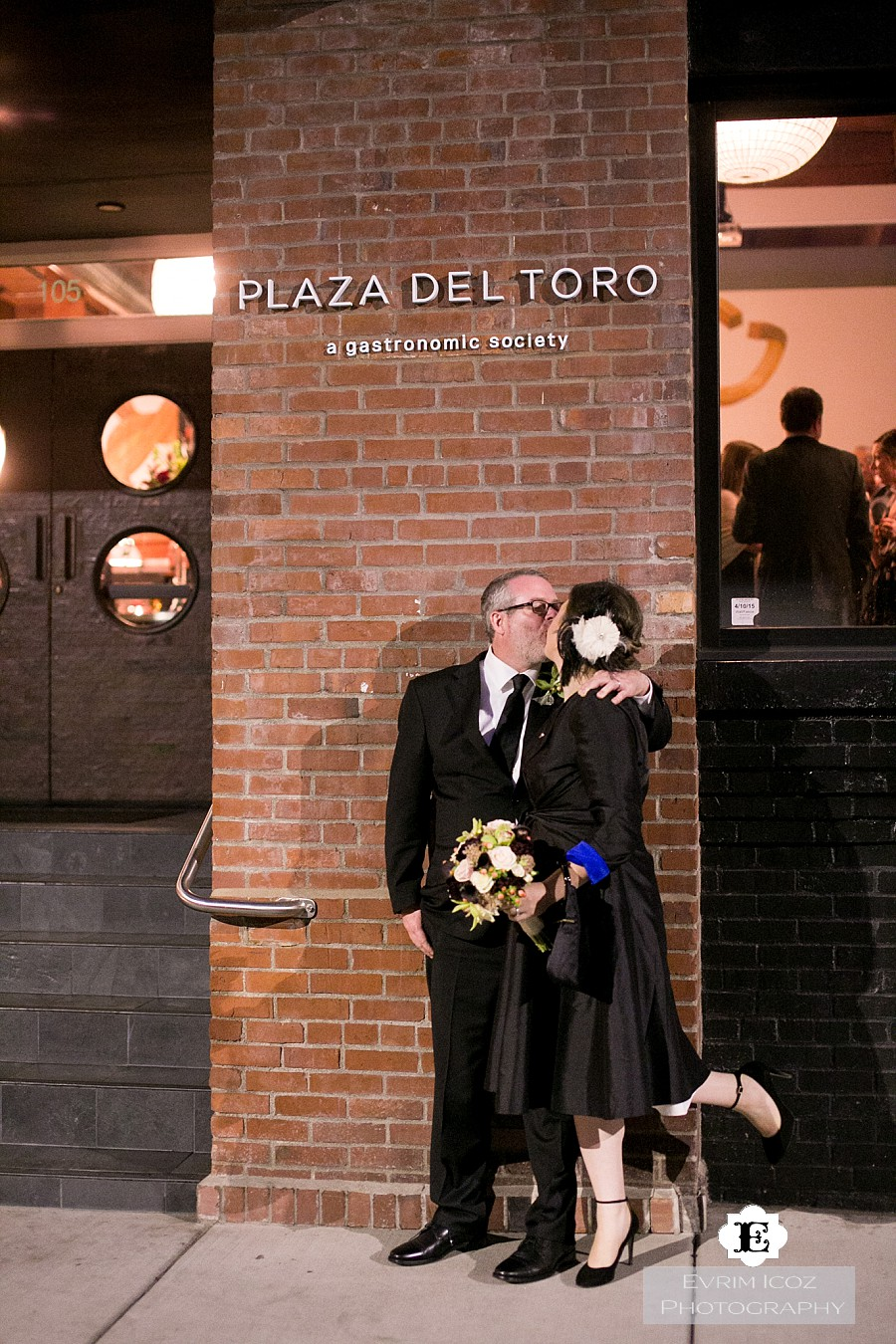 Plaza Del Toro Wedding
