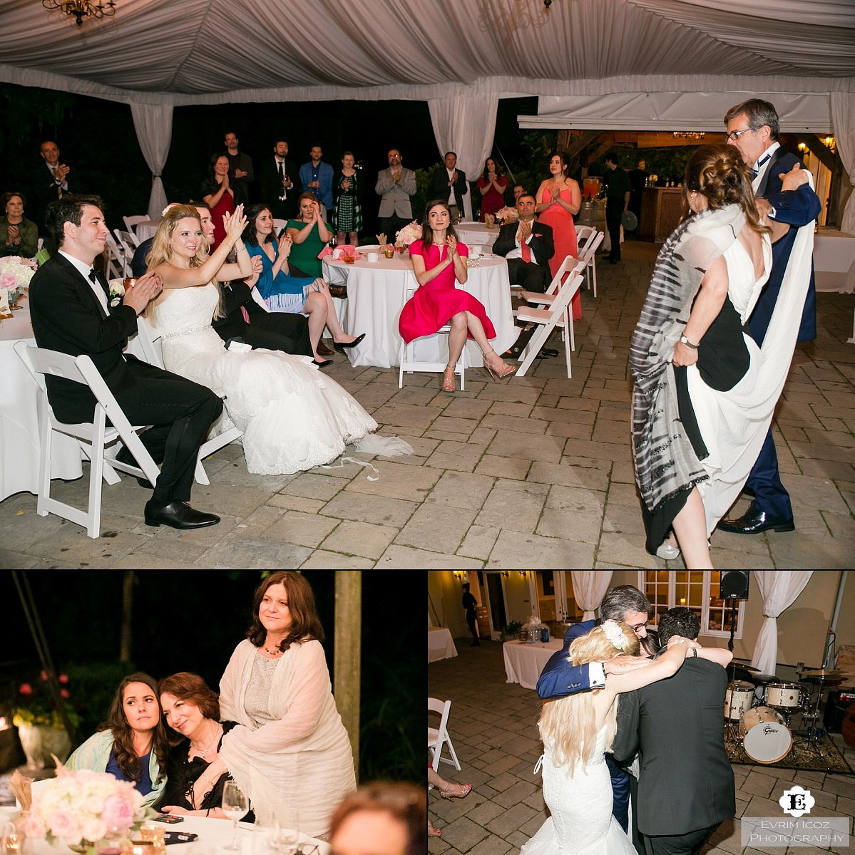 DeLille Cellars Wedding